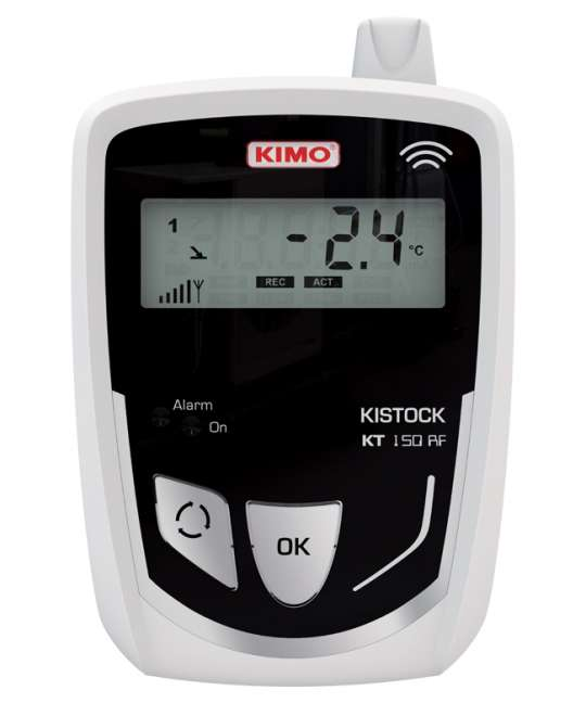 Datalogger Wireless Temperatura KT-150-IN-RF