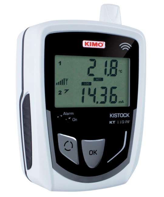 Datalogger Wireless Temperatura KT-110-EN-RF