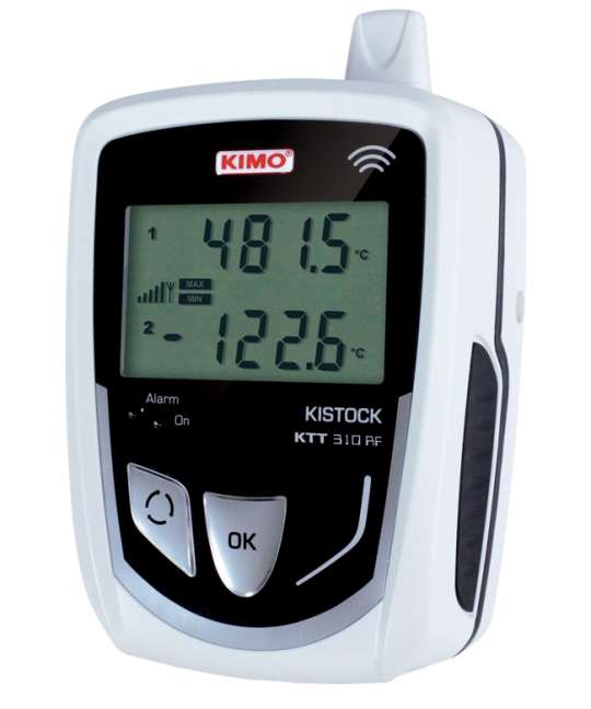 Datalogger Wireless Temperatura KTT-310-RF