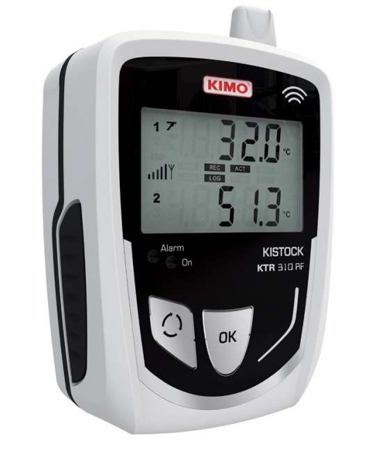Datalogger Wireless Temperatura KTR-310-RF