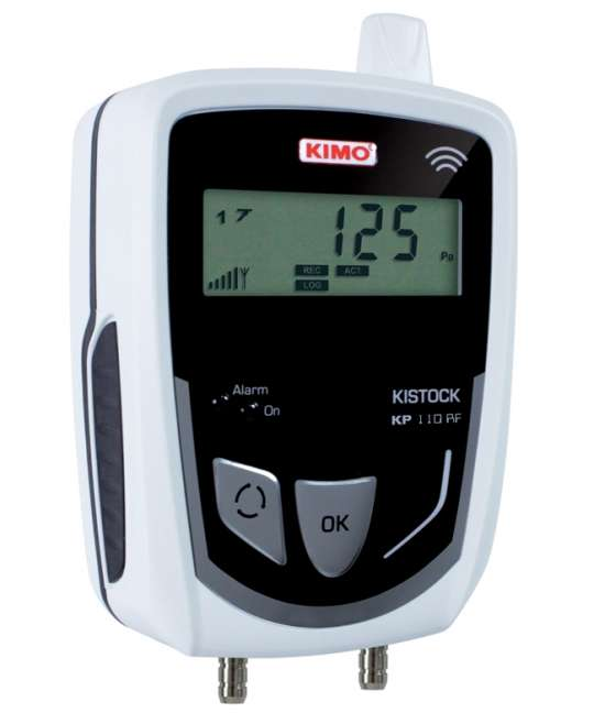 Datalogger Wireless Pressione KP-111-IN-RF