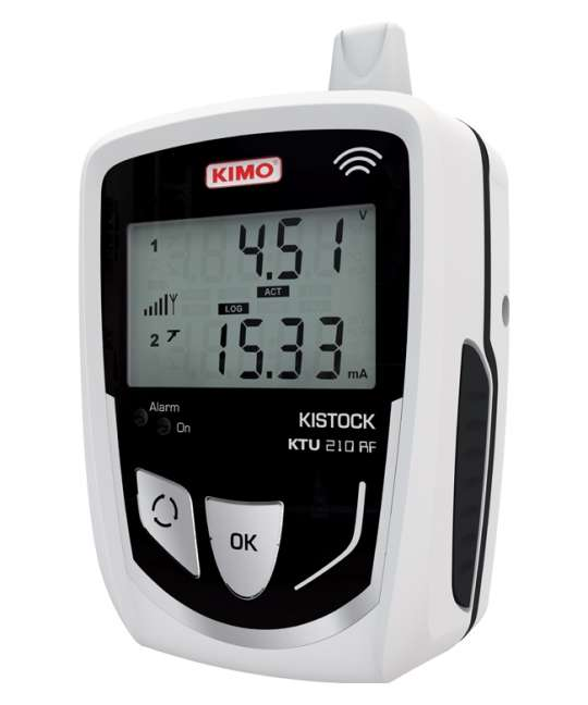 Datalogger Wireless KTU-210-EN-RF